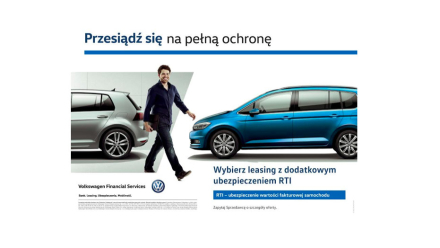 Grupa J. Walter Thompson dla Volkswagen Financial Services