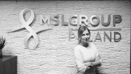 Nowy PR Manager MSLGROUP