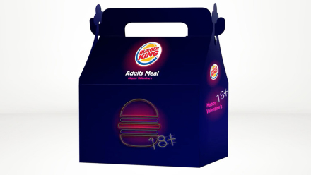 Adults meal – Burger King robi to dobrze!