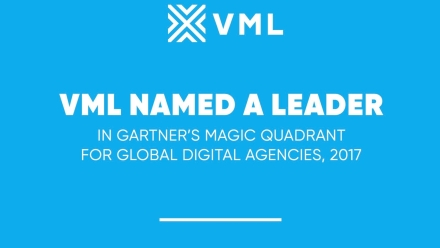 "VML wśród Liderów w badaniu ośrodka Gartner – ""Magic Quadrant for Global Digital Agencies"""