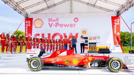 Shell V-POWER Show za nami