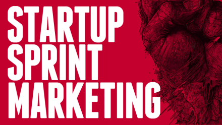 Zaplanuj strategię- Startup Sprint Marketing w Poznaniu 24-26 maja
