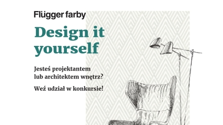 "S4 z konkursem ""Design It Yourself"" dla Flügger"
