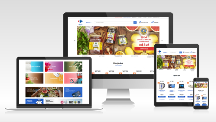 Carrefour Marketplace – nowy e-commerce Carrefour od K2