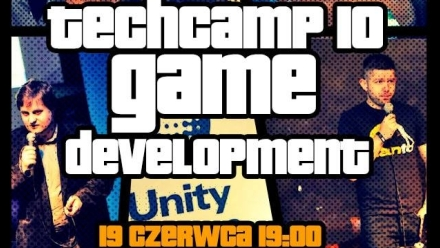 TechCamp #10 – Game on!