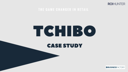 Game changer dla branży Retail. Tchibo case study