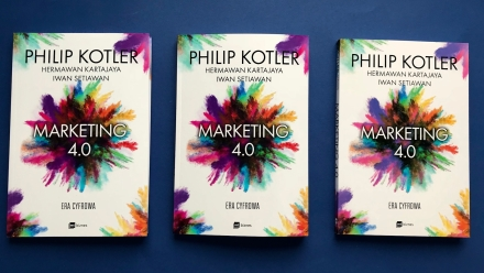 Philip Kotler: Marketing 4.0 - KONKURS!