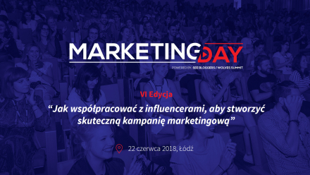 Marketing Day tym razem w Łodzi