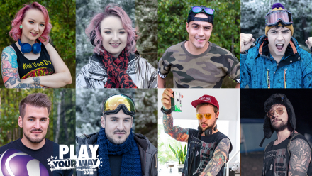 #PlayYourWay – rusza kampania PLAY na Pol'and'Rock Festival