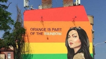 Orange is part of the rainbow, tej – Netflix partnerem Marszu Równości w Poznaniu