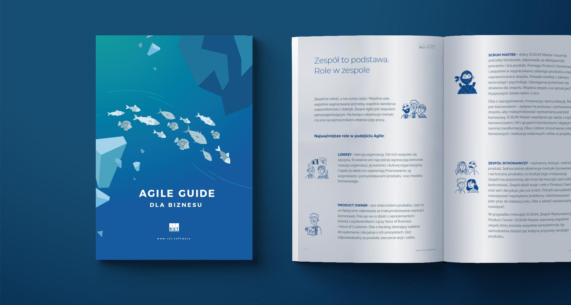 Zwinna transformacja w biznesie – darmowy guidebook Agile Guide dla biznesu - NowyMarketing