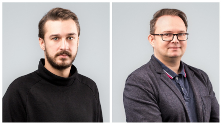 Piątek i Smykla creative team headami w Focus Media Group