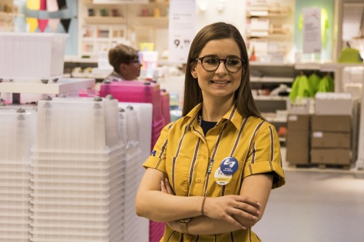 IKEA Łódź wprowadza ułatwienia dla osób z niepełnosprawnościami