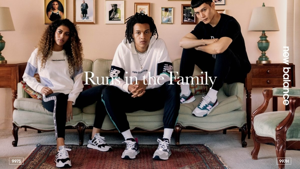 Runs in the Family – nowa kampania New Balance