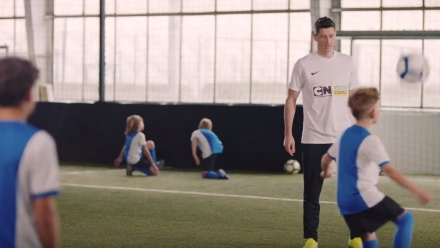 Robert Lewandowski ambasadorem kampanii Cartoon Network