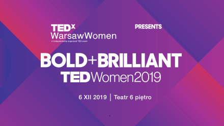 They.pl partnerem digitalowym TEDxWarsawWomen