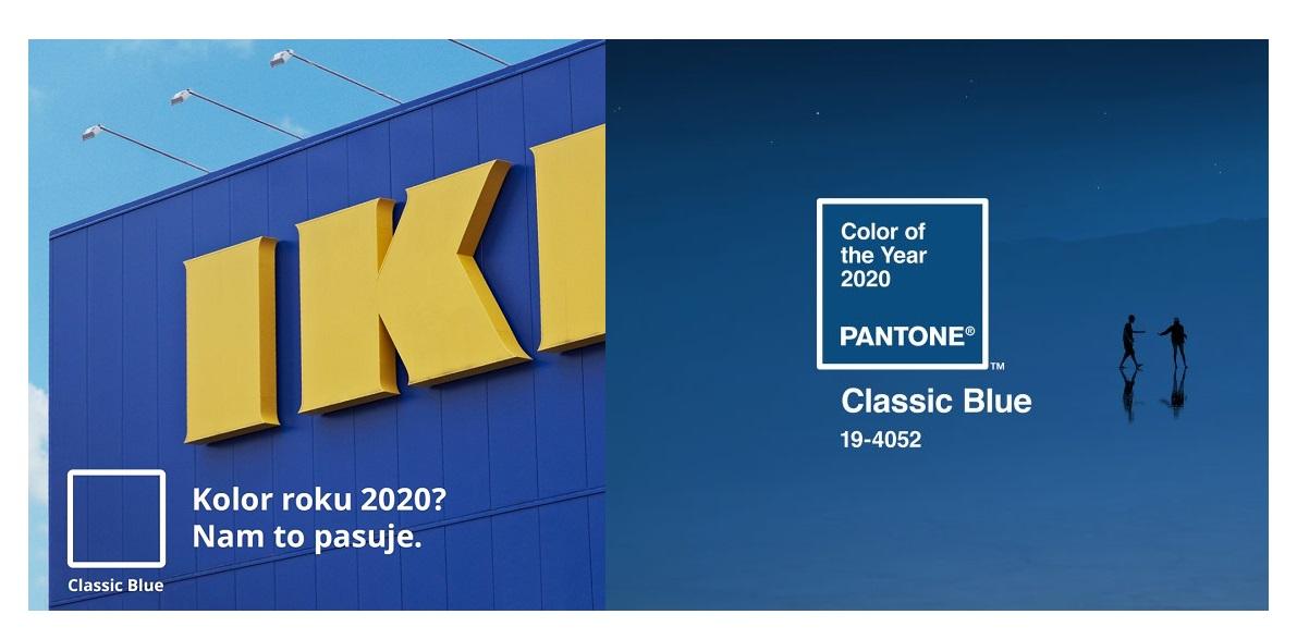 IKEA Poland: Colour of 2020? It suits us!
