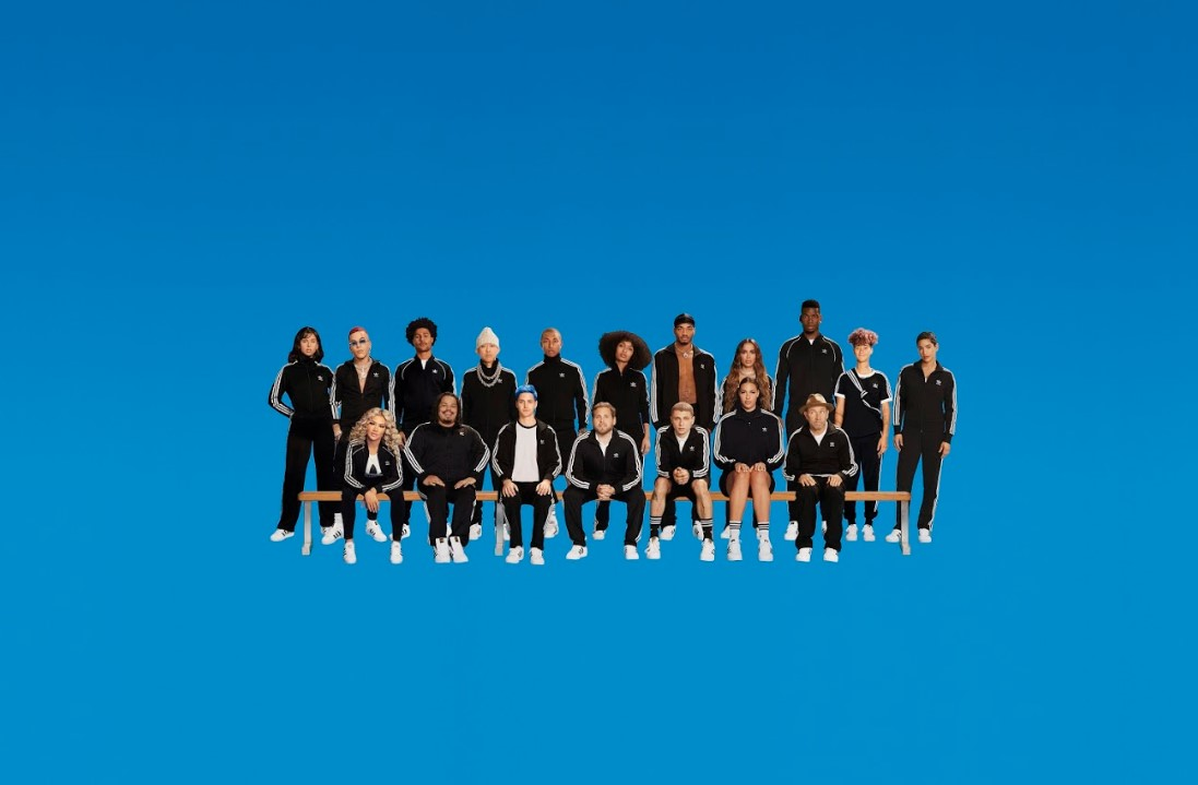 Change is a Team Sport in adidas Originals Ad Directed by
