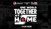 Pepsi wspiera organizację i realizację koncertu One World: Together At Home
