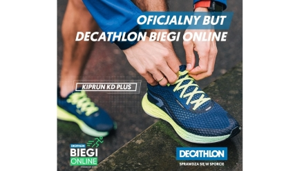 Ruszają Decathlon Biegi Online powered by Activy
