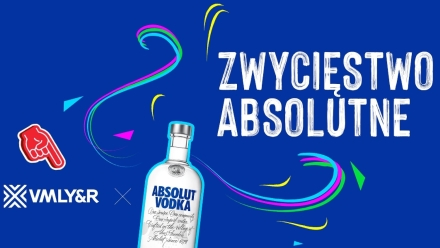 VMLY&R Poland partnerem marki Absolut