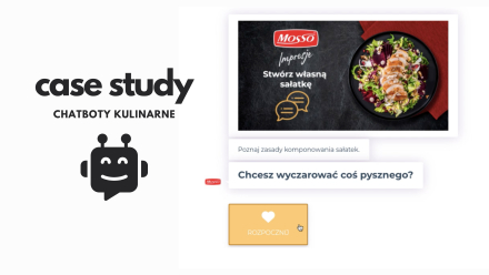 Chatboty kulinarne Mosso [case study]