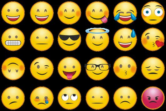 Ciekawe emotikony