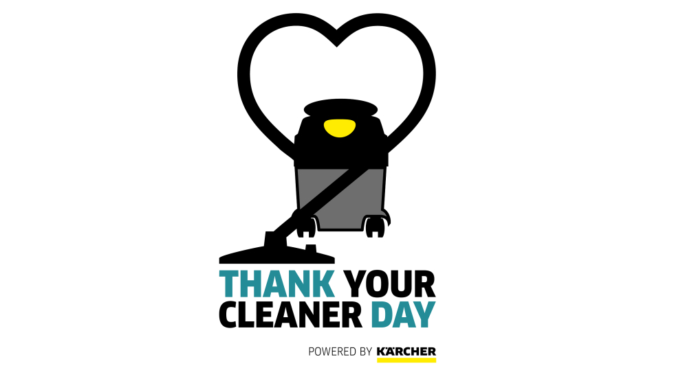 Kärcher po raz szósty wspiera Thank Your Cleaner Day