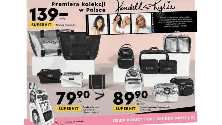 W Biedronce jak w Hollywood – premiera kolekcji od Kendall and Kylie