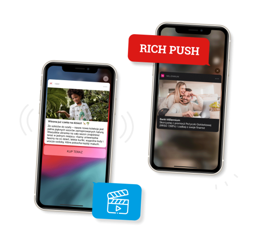 Mobile Push – pchnij swój biznes na nowe komunikacyjne tory