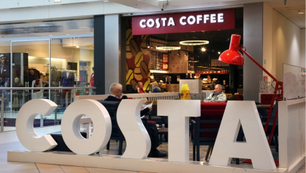 Ten rok należy do CostaCoffee