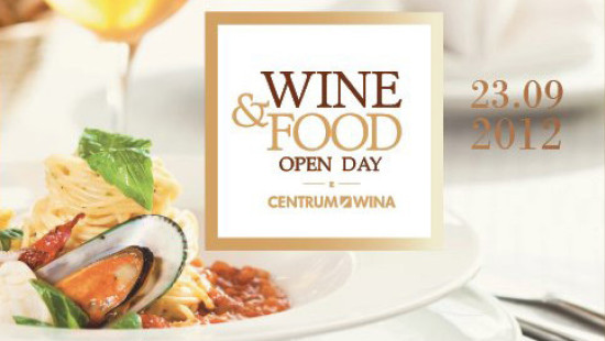 endorfina events zrealizowała Wine & Food Noble Night oraz Wine & Food Open Day 2012