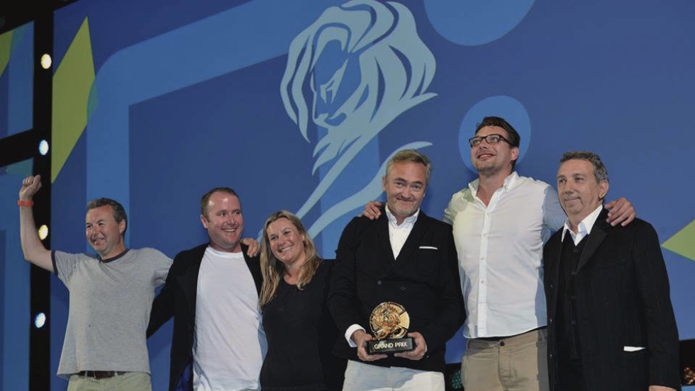 Nagrody Grand Prix Cannes Lions 2015