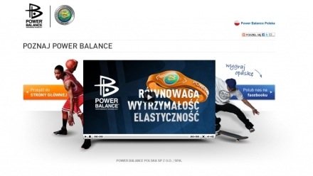 Launch marki Power Balance: 500 liderów opinii w Social Media - case study