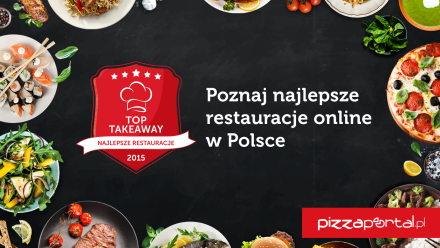 PizzaPortal.pl prezentuje ranking Top Takeaway