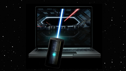 Star Wars: Lightsaber Escape - case study
