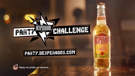 Wielki Finał Party Challenge by Desperados