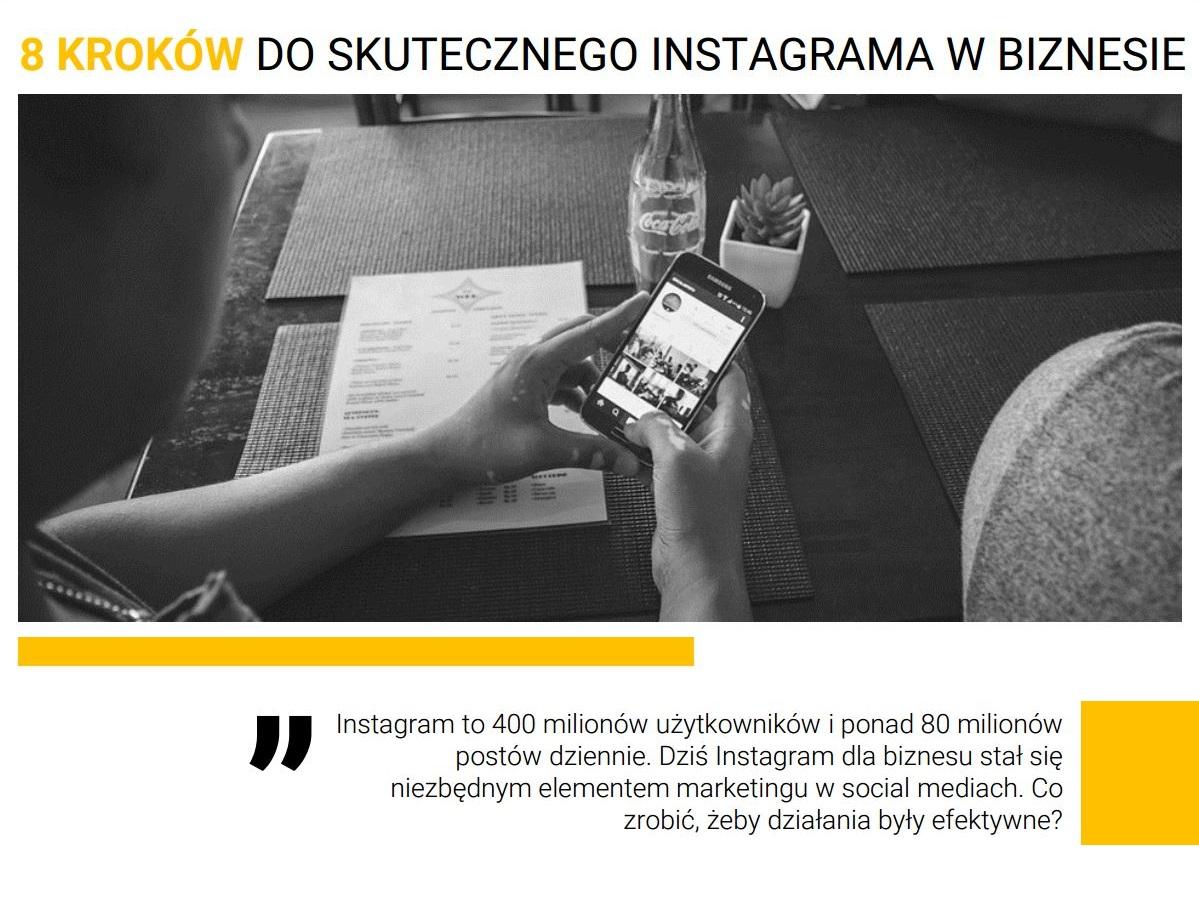 8 najpopularniejszych biznesow na instagramie wbiznes skuteczny marketing 8 Krokow Do Skutecznego Instagrama W Biznesie Nowymarketing