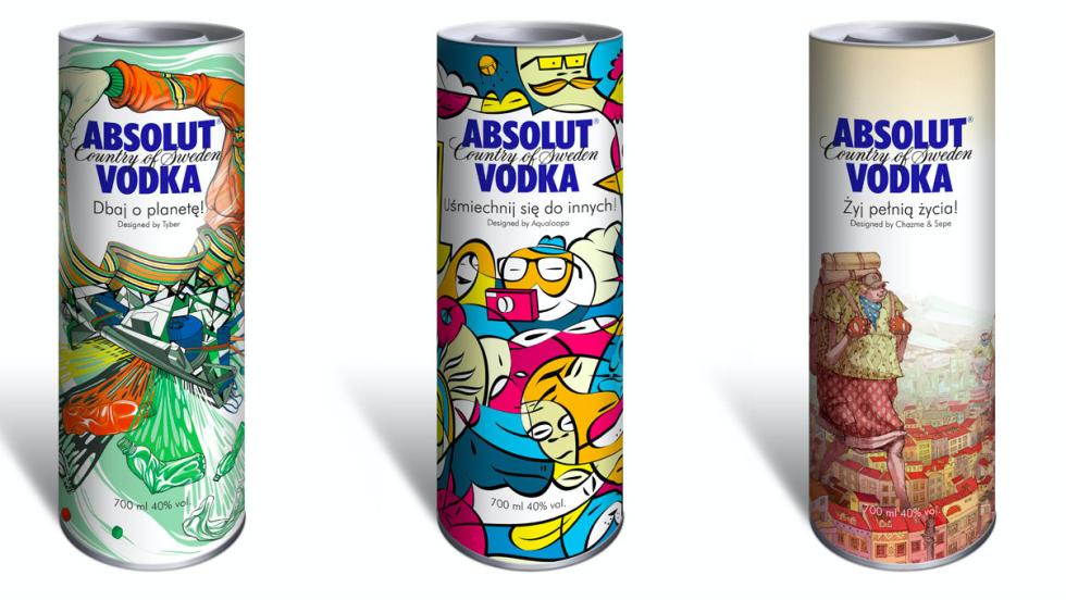 absolut vodka case study