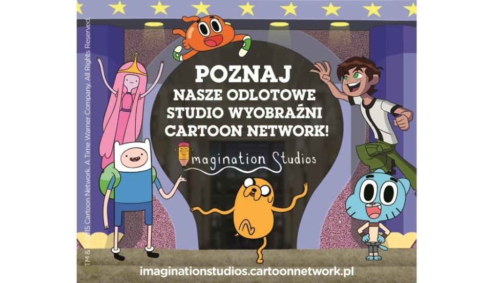 Rusza Druga Edycja Studia Wyobrazni Cartoon Network Nowymarketing