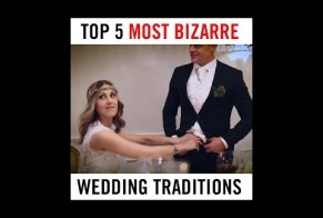 Save the Children: The Most Bizarre Wedding Tradition