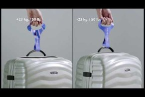 Samsonite: Weight Tag