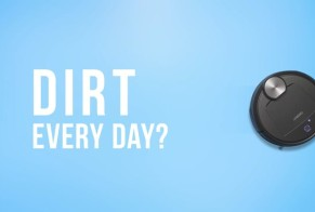 Dirt every day? Deebot every day!