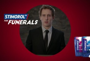 Stimorol For Funerals