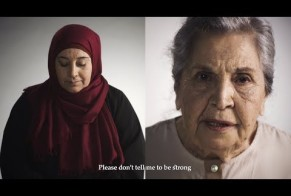 Palestinian Israeli Bereaved Families for Peace: PCFF Women's International Day 2018