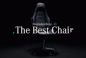 Mercedes-Benz iO Office Chair: The Best Chair