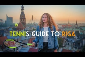 LiveRiga: Tennis Guide to Riga