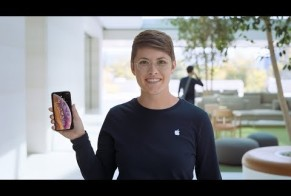 Apple: iPhone XS, iPhone XS Max, iPhone XR — Guided Tour
