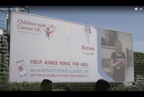 Children with Cancer UK: #RingTheBell