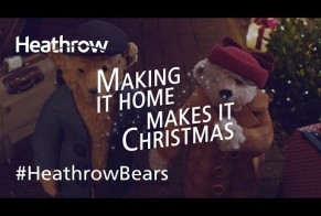 Heathrow Airport: The Heathrow Bears Return